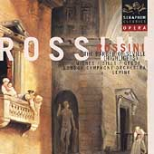 Opera - Rossini: Barber of Seville (Highlights) / Levine