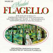 Flagello: She Walks in Beauty, etc / Flagello, Rome SO