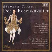 Strauss: Der Rosenkavalier / Dohnanyi, Minton, Popp, et al