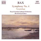 Bax: Symphony no 4, Nympholept / Lloyd-Jones
