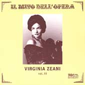 Il Mito dell'Opera - Virginia Zeani Vol 3