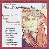 Strauss: Der Rosenkavalier / Szell, Reining, Prohaska, et al