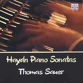 Haydn: Piano Sonatas / Thomas Sauer