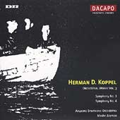 Koppel: Orchestral Works Vol 3 / Moshe Atzmón, Aalborg SO
