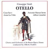Verdi: Otello / Paoletti, Sarri, La Pollo, et al