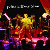 Keller Williams: Stage [PA] [Digipak]