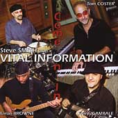 Steve Smith & Vital Information (Drums)/Steve Smith (Drums): Come on In