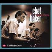 Chet Baker (Trumpet/Vocals/Composer): Prince of Cool [Box]