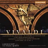 Classics - Vivaldi: In furore, etc / Bott, Purcell Quartet