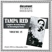 Tampa Red: Complete Recorded Works, Vol. 15