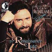 Ronn McFarlane - The Renaissance Lute