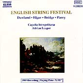 English String Festival / Leaper, Capella Istropolitana