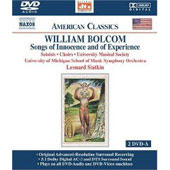 Bolcom: Songs of Innocence and Experience / Slatkin, et al