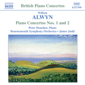 British Piano Concertos - Alwyn / Donohoe, Judd, et al