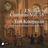 Bach: Cantatas Vol 18 / Ton Koopman, et al
