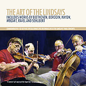 The Art of the Lindsays - Beethoven, Borodin, Haydn, et al