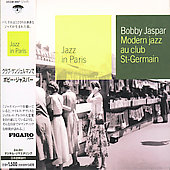 Bobby Jaspar All Stars Band/Bobby Jaspar: Jazz in Paris: Modern Jazz au Club Saint Germain [Remaster]