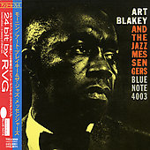 Art Blakey/Art Blakey & the Jazz Messengers: Moanin' [Remaster]