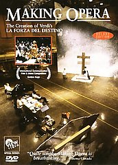 Various Opera Singers / Making Opera:The Creation Of Verdi's La Forza Del Destino [DVD]