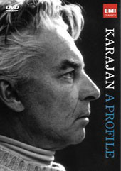 Herbert von Karajan - A profile of the artist and the man [DVD]