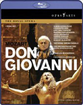 Mozart: Don Giovanni / Mackerras/Royal Opera House, Covent Garden, Keenlyside, Vargas, Ketelsen [2 Blu-Ray]