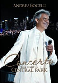 Concerto, One Night in Central Park / Andrea Bocelli [DVD]