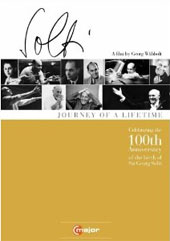 Georg Solti and the Chicago Symphony Orchestra / Journey Of A Lifetime - Celebrating the 100th Anniversary of Sir Georg Solti [DVD]