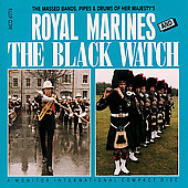 The Band Of The Black Watch: The British Are Coming