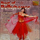 Various Artists: The Best of Bellydance [1996]