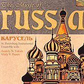 Various Artists: The Music of Russia: Carousel
