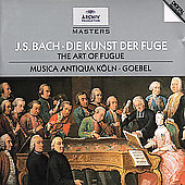 Bach J.s: The Art Of Fugue