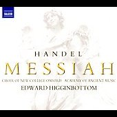 Handel: Messiah / Higginbottom, et al