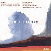 Shulamit Ran: Legends, etc / Hazlewood, et al