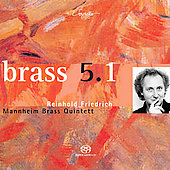 Brass 5.1 - Respighi, etc / Friedrich, et al