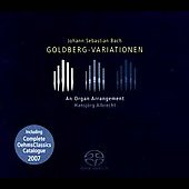 Bach: Goldberg Cariations / Albrecht