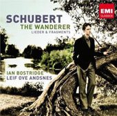 Schubert: Der Wanderer, D 649/Op. 65 no 2, etc / Ian Bostridge, Leif Ove Andsnes