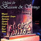 Music for Bassoon and Strings - Rolla, Crawford-Seeger, Loeb, et al / Eifert, Christensen, et al