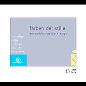 Albrecht Imbescheid: Farben der Stille;  Takemitsu, Feldman, etc / Gelber Klang Ensemble