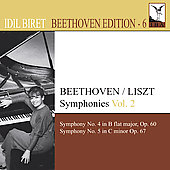 Beethoven Edition Vol 6 - Symphonies Vol 2 / Idil Biret