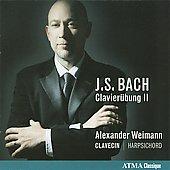 J.S. Bach: Clavier&uuml;bung 2 / Alexander Weimann