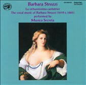 Barbara Strozzi: Vocal Music