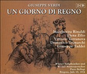Verdi: Un Giorno di Regno