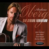 Andreas Öberg: Six String Evolution [Digipak]