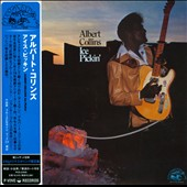 Albert Collins: Ice Pickin' [Slipcase]