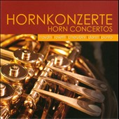 Hornkonzerte: Haydn, Danzi, Cherubini, Rosetti
