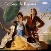 Colores de Espa&#241;a