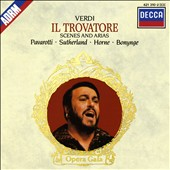 Verdi: Il Trovatore Scenes and Arias