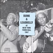 Lead Belly/Bunk Johnson: New York Town Hall 1947