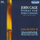John Cage: Works for Percussion, Vol. 6