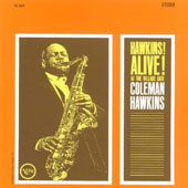 Coleman Hawkins: Hawkins! Alive! At the Village Gate